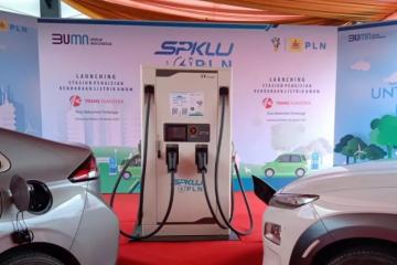 Menhub: SPKLU fast charging naikkan kepercayaan pada kendaraan listrik