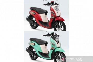 Yamaha Fino 125 Sporty bersolek dengan tiga warna baru