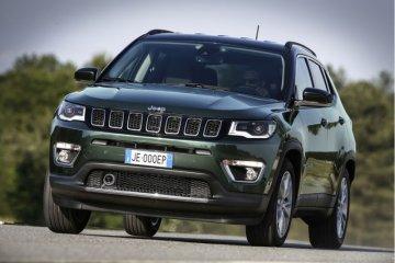 Perkiraan harga Jeep Compass & All New Grand Cherokee