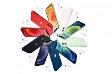 iPhone 13 masuk ke data regulator Eurasia