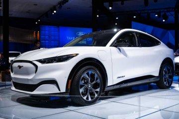 Ford Mustang Mach-E akan diproduksi di China