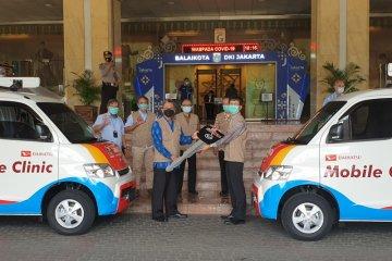 Daihatsu serahkan dua unit Gran Max ke Pemda DKI Jakarta