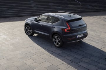 Volvo: Keberhasilan penjualan EV bergantung infrastruktur