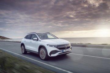 Mercedes-Benz EQA meluncur di Eropa dengan harga Rp779 juta