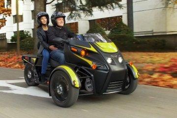 Disebut penerus Tesla, begini tampilan Arcimoto EV roda tiga