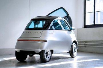 Mobil listrik Microlino memasuki tahap produksi