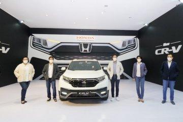Honda rilis tiga mobil sekaligus, CR-V, Odyssey dan Brio Urbanite