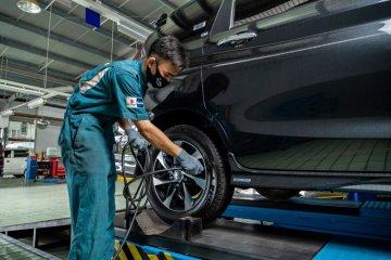 Suzuki hadirkan program pemeriksaan gratis bagi korban banjir Semarang