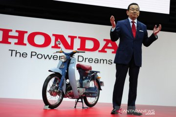 CEO Honda, Takahiro Hachigo akan mundur dari jabatan