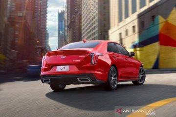 Cadillac tambah varian CT4, pesaing Audi A3 dan Mercy A-Class