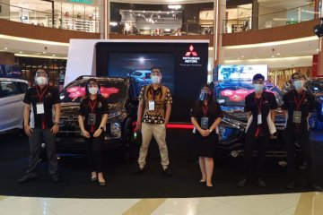 Mitsubishi kenalkan New Pajero Sport ke masyarakat Bekasi