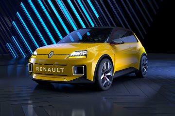 Renault R5 lahir kembali dalam versi modern