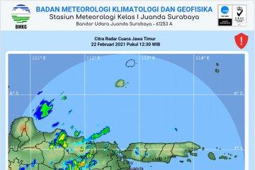 BMKG: Jatim memasuki peralihan musim hujan ke kemarau