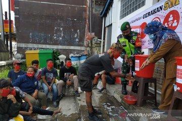 PMI Sukabumi gandeng komunitas Punk kampanyekan pencegahan COVID-19