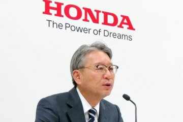 Toshihiro Mibe ditunjuk sebagai President Honda yang baru