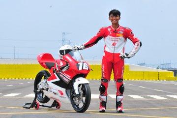 Mario Suryo Aji optimistis menatap musim ketiganya turun di CEV Moto3