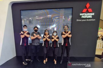 Mitsubishi kenalkan New Pajero Sport di Auto Show Tangerang