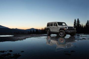 Jeep akan pasang stasiun pengisian daya listrik di jalur off-road