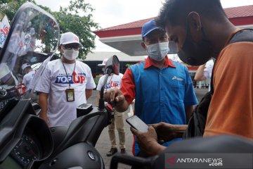 Pertamina catat penggunaan transaksi digital di Bali naik 208 persen