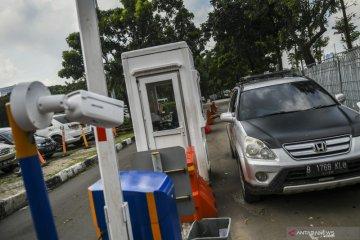 Uji coba insentif parkir untuk kendaraan lulus uji emisi