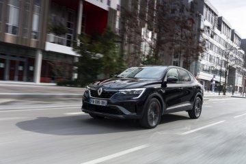 Renault buka pesanan untuk Arkana 2021 bulan ini