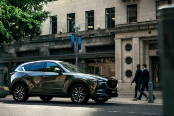Selama 2020 Mazda CX-5 terjual 2.611 unit