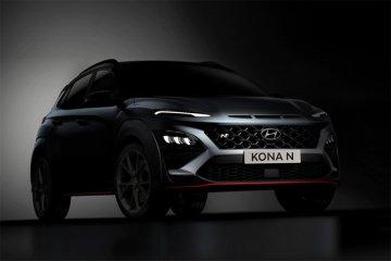 Hyundai tambahkan Kona ke lini N berdesain SUV
