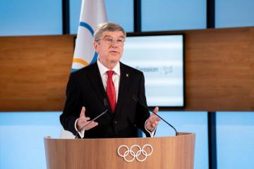 Kunjungan presiden IOC ke Jepang dijadwal ulang