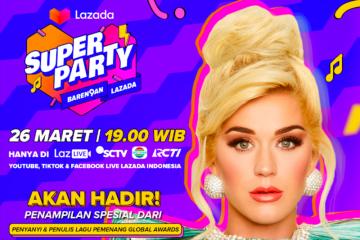 NCT Dream & Katy Perry akan meriahkan ulang tahun Lazada