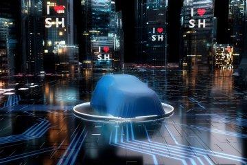 Toyota akan luncurkan corssover listrik di Shanghai Motor Show