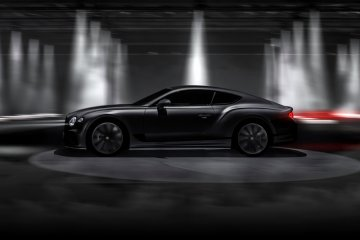 Bentley luncurkan seri Continental GT Speed pada 23 Maret