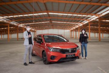 Penjualan Honda City Hatchback RS cenderung meningkat