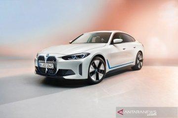 """BMW ungkap tampilan BMW i4 """"all-electric"""""""