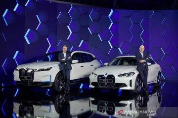 BMW targetkan setengah penjualannya berasal dari EV pada 2030