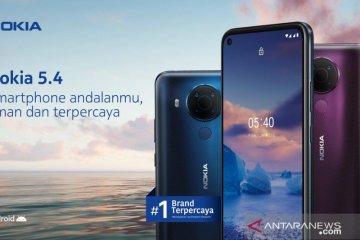 Nokia 5.4 resmi masuk Indonesia, ini harga dan spesifikasinya