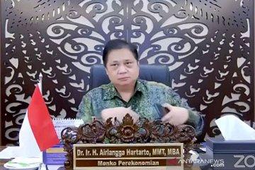 Menko Airlangga : Transformasi ekonomi RI butuh dukungan Polri