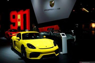 Porsche cetak kenaikan pendapatan selama pandemi