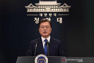 Presiden Korea Selatan akan hadiri COP26 dan KTT G20