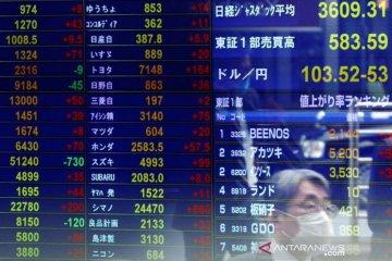 Saham Jepang ditutup melemah, prospek suram perusahaan picu aksi jual