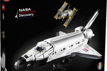 LEGO luncurkan seri NASA Space Shuttle Discovery set