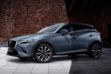 New Mazda CX-3 SPORT 1.5 L siap ramaikan pasar crossover Indonesia