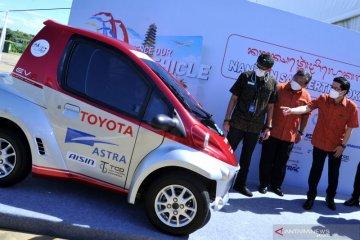 Dukung wisata Bali pulih, Toyota ajak turis gunakan mobil listrik