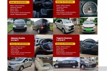 Mobil Rp100 jutaan untuk berbisnis selama Ramadhan