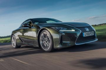 Lexus rencanakan buat line-up mobil sport listrik di 2025
