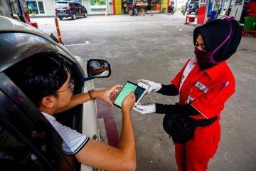 Pertamina terus dorong transaksi digital