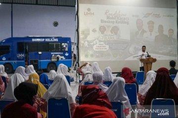 Mobil KaCa dan Bioling UMM edukasi masyarakat Probolinggo lewat film