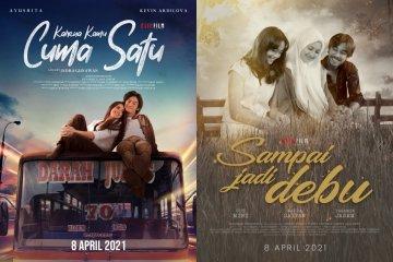 Tiga film baru hadir di Klik Film, dibintangi Cut Mini hingga Ayushita