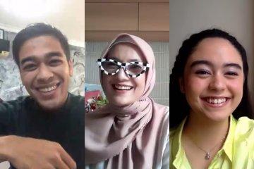 """Keberanian Wafda Saifan berperan dalam """"Sampai Jadi Debu"""""""
