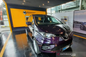 Prestige akan boyong mobil listrik Renault Zoe ke IIMS 2021?