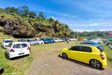 TEVCI tanam 1.000 pohon di Kuningan, rayakan 50 tahun Toyota